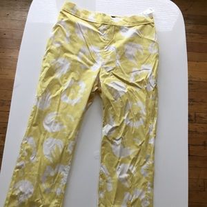 NWT piazza sempione cropped pants